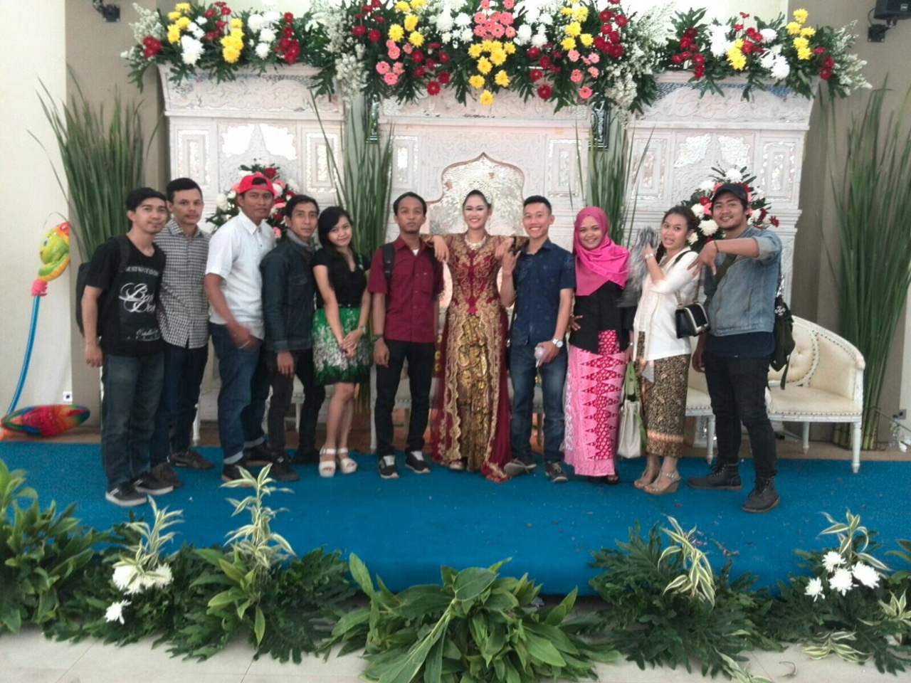 Fina Sagita Wedding
