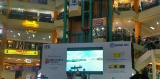 Closing Ceremony ITC Shopping Festival