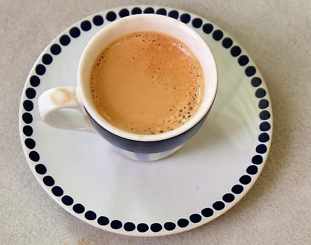 Secangkir Mungil Espresso di Miabi