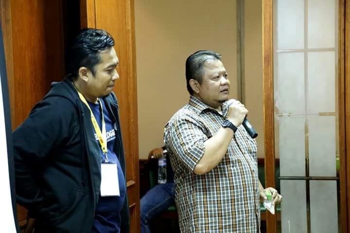 Kang Arul dan Bang Gapey