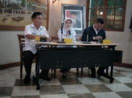 Diskusi Jakarta Bebas Sampah