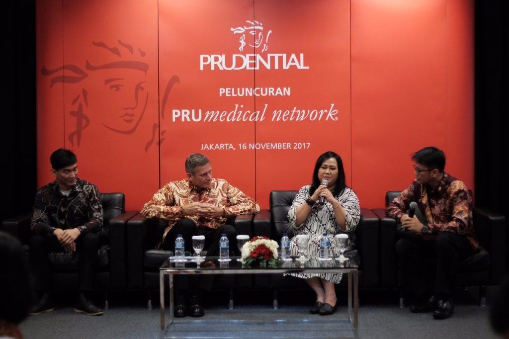Prudential luncurkan prumedical network 3
