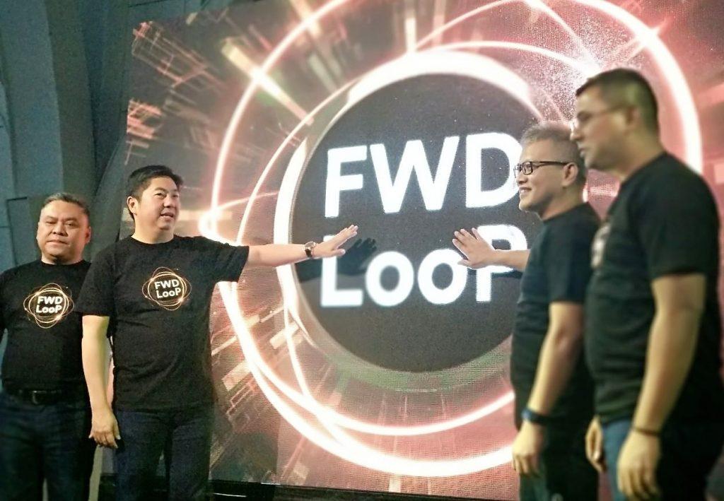 Peluncuran FWD LooP di Empirica, SCBD 2