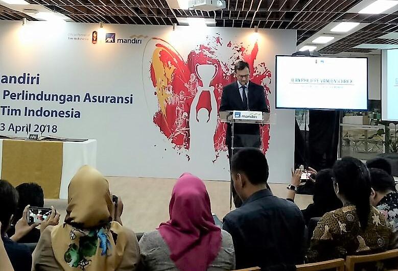 President of Director AXA Mandiri
