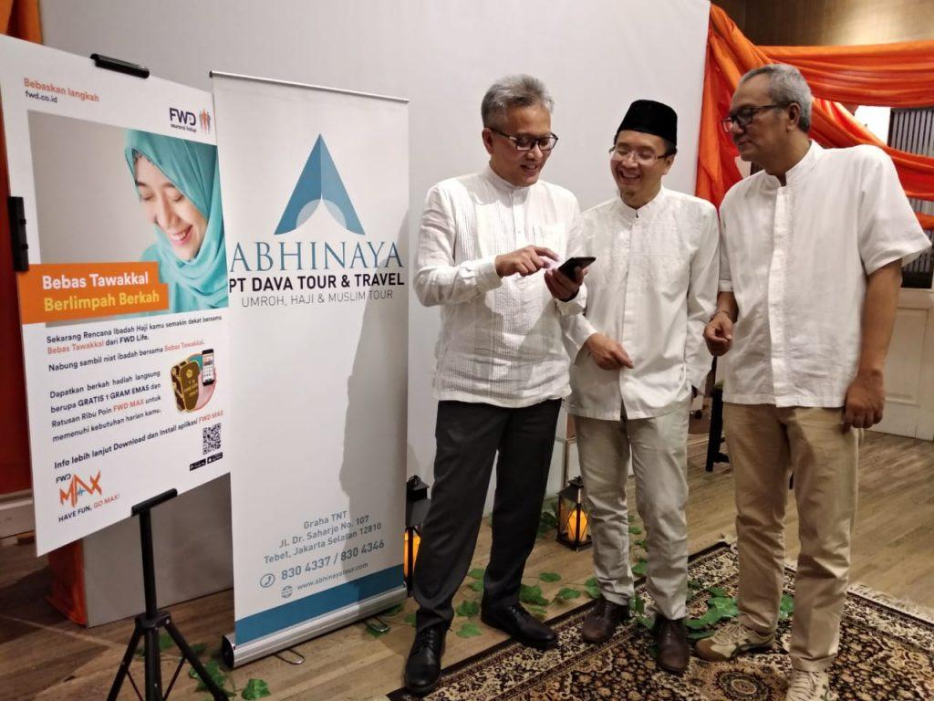 Peluncuran Asuransi Bebas Tawakkal