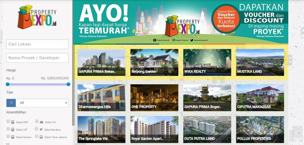 Property Expo ID