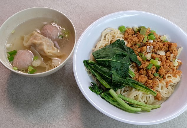 Mie Ayam Bintaro Miabi Bakso