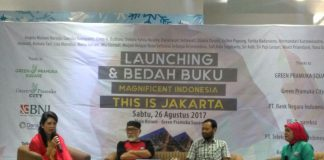 Launching Buku This is Jakarta