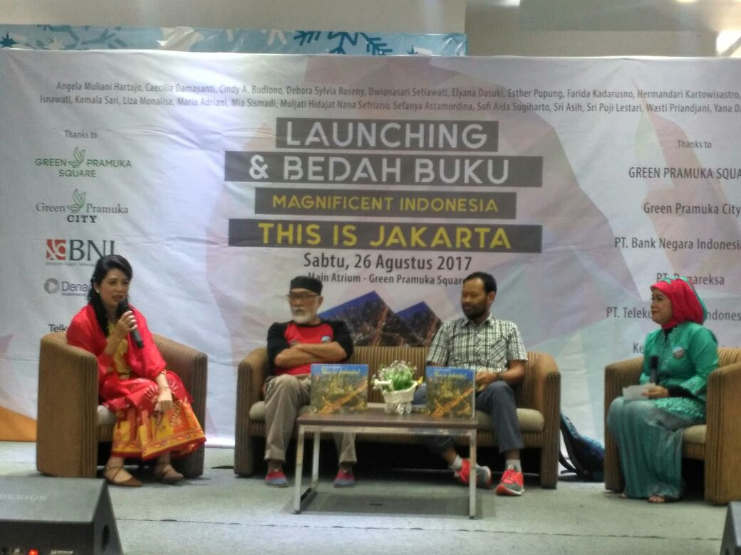Launching Buku This is Jakarta