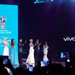 Photo Caption 1 - Vivo V7+ Perfect Moment Grand Launch (28 September 2017).