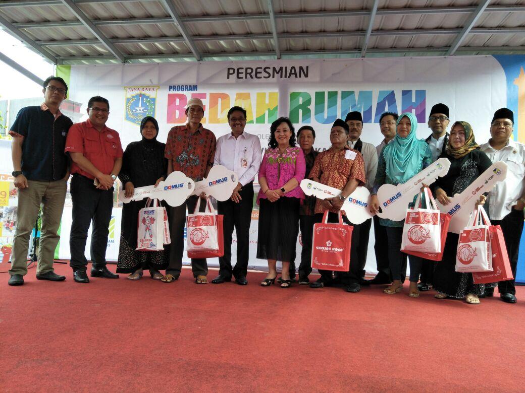 Program Bedah Rumah Cilincing