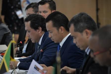 BPK Memaparkan Penggunaan SIPTL di 10th Meeting of Intosai WGVBS di Mexico City
