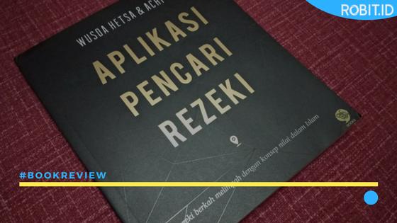 Review Buku Aplikasi Pencari Rezeki