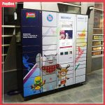 PopBox Asia di Indofood Tower