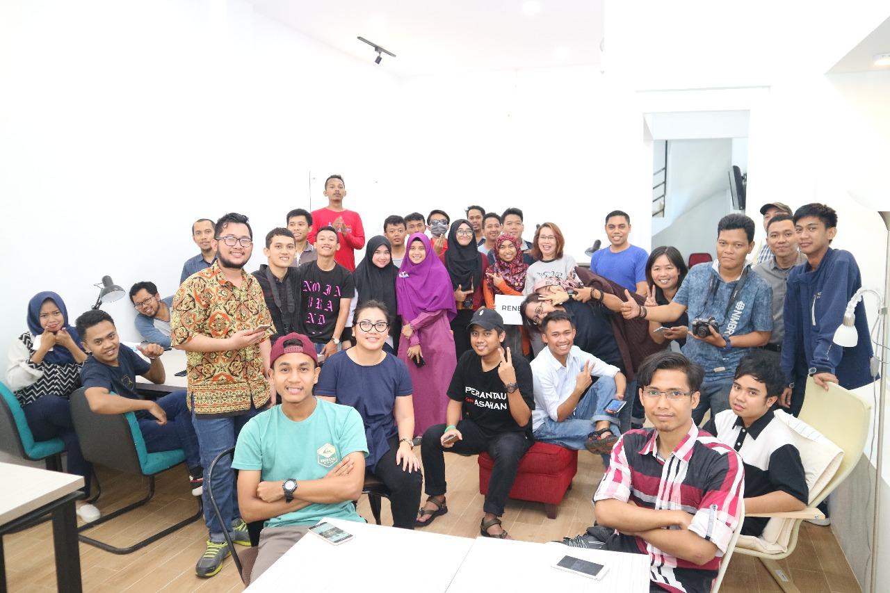 Workshop Infographic for Blog Blogger Jakarta
