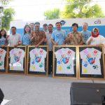 Citi Indonesia menyerahkan donasi kepada lima NGO