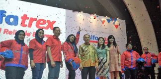 Grand Launching Alfatrex