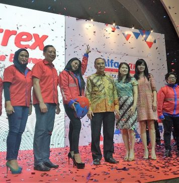 Grand Launching Alfatrex