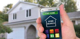 Mencari Rumah via online