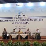Diskusi RoadMap Pengembangan Kendaraan Listrik di Indonesia