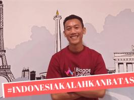 #INDONESIAKALAHKANBATAS