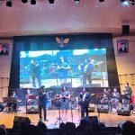 Konser The Professor Band tribute to Koes Plus dan Panbers