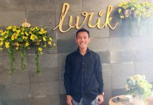Saya di Lurik Coffee and Kitchen