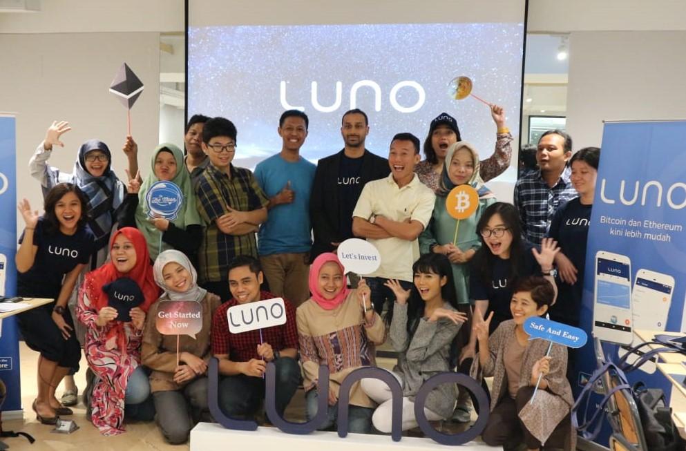 Teman-teman Blogger dan Influencer yang hadir di Luno