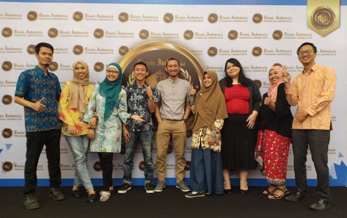 Saya dan teman-teman Blogger Jakarta