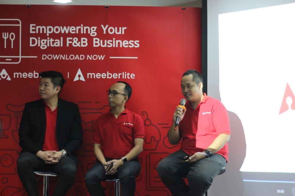 Soft Launching Aplikasi Meeberian dan MeeberLite