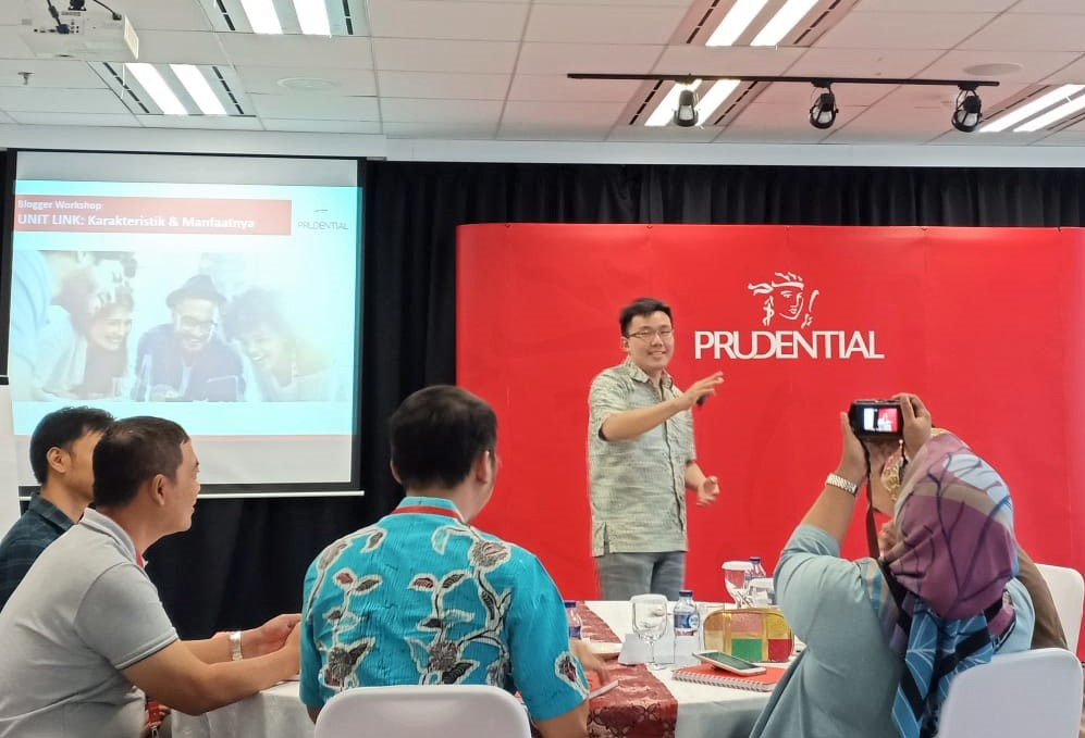 Himawan Purnama (AVP Head of Product Development - Prudential Indonesia)