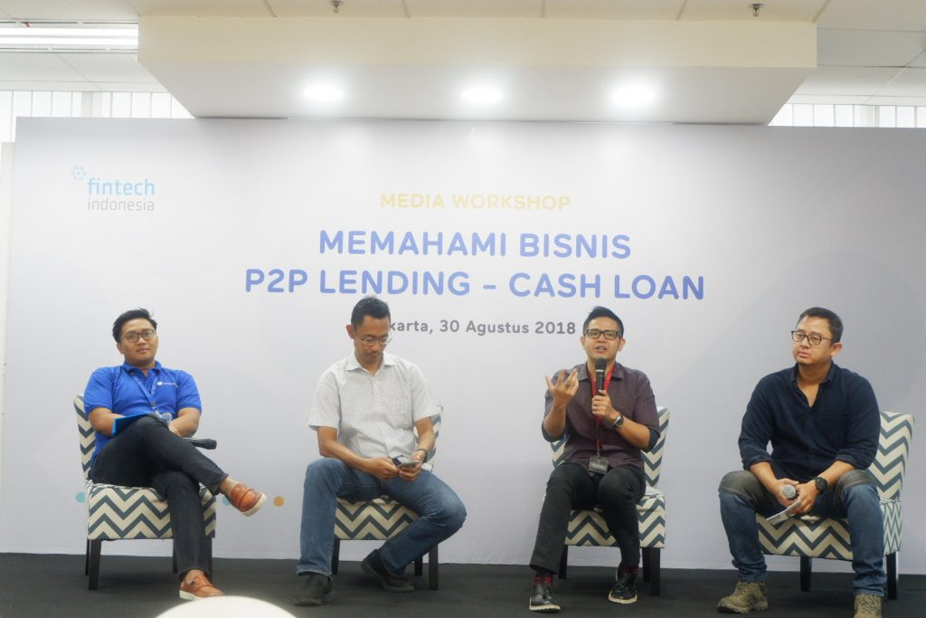 Media Workshop Memahami Bisnis P2p Lending Cash Loan