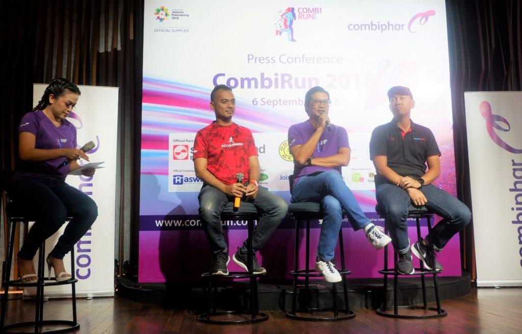 Press Conference Combi Run 2018