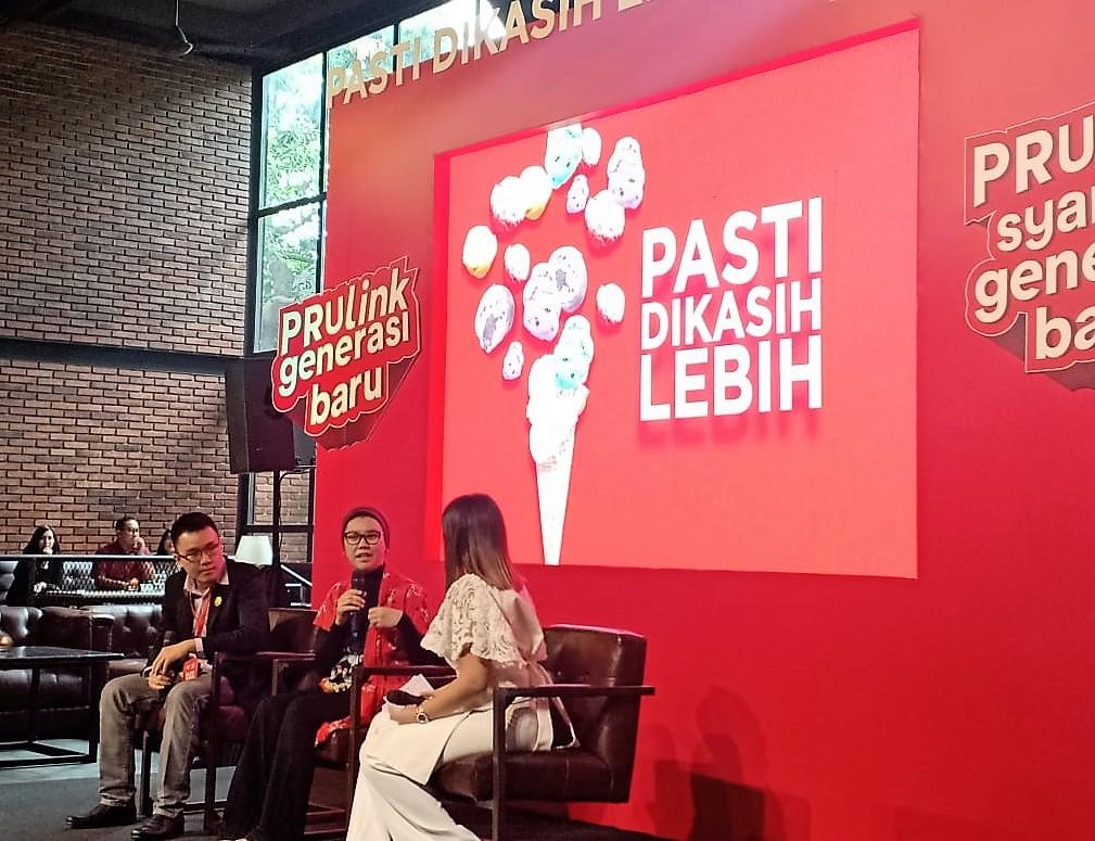 Talkshow Peluncuran PRUlink Generasi Baru dan PRUlink Syariah Generasi Baru