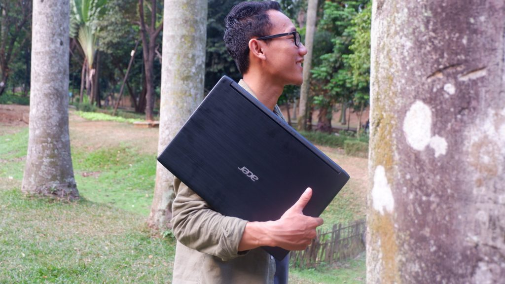 Acer Aspire 3 Ryzen ringan dan trendi