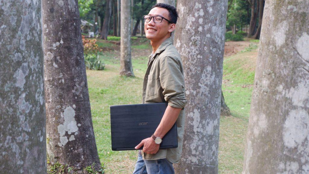 Perjalanan ngeblog saya