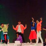 Pertunjukkan Dance sebelum peluncuran happyOne.id