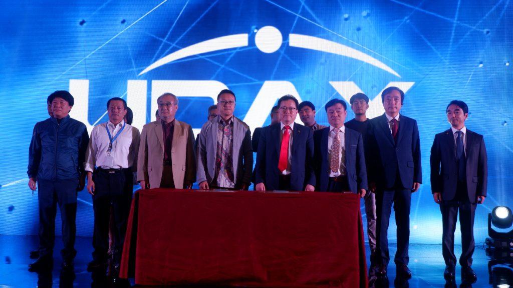 Peluncuran Udax Indonesia