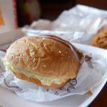 Pesanan Burger King melalui GrabFood