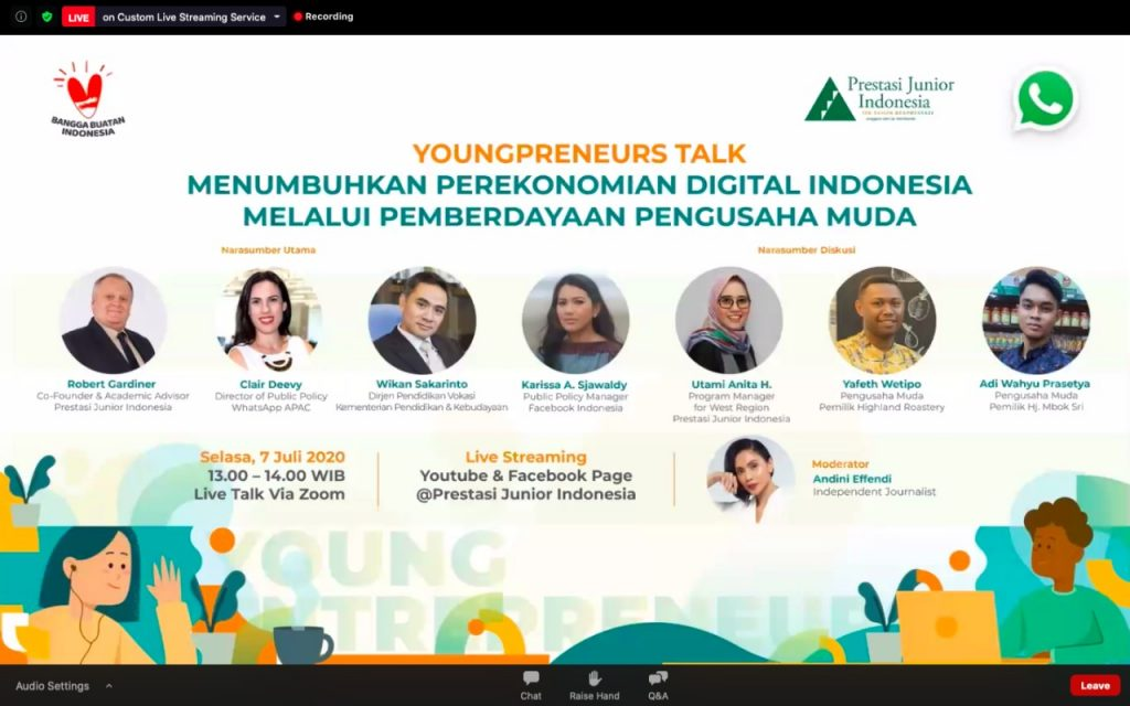 Youngpreneur Talk